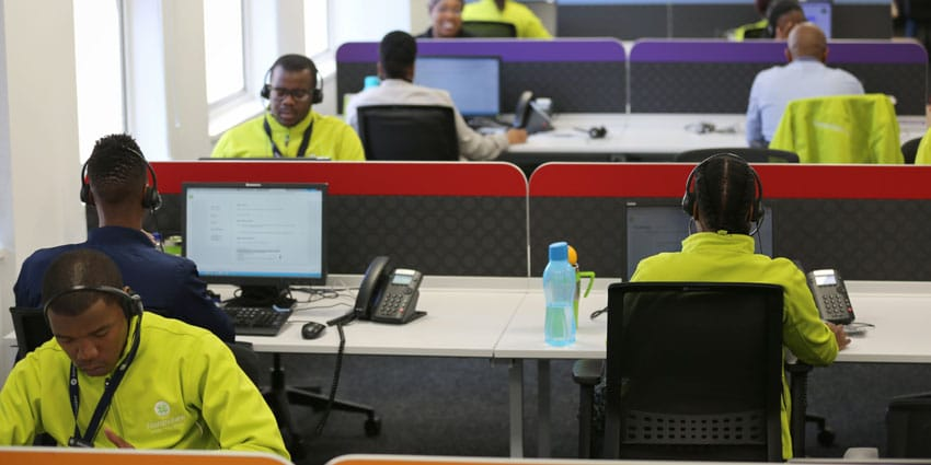 Harambee disrupts South African BPO using impact sourcing