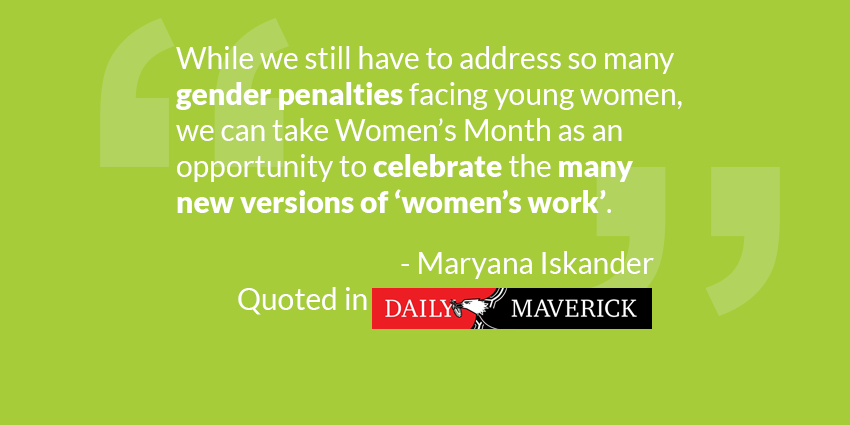 Reduce gender penalties to level the playing field for jobs