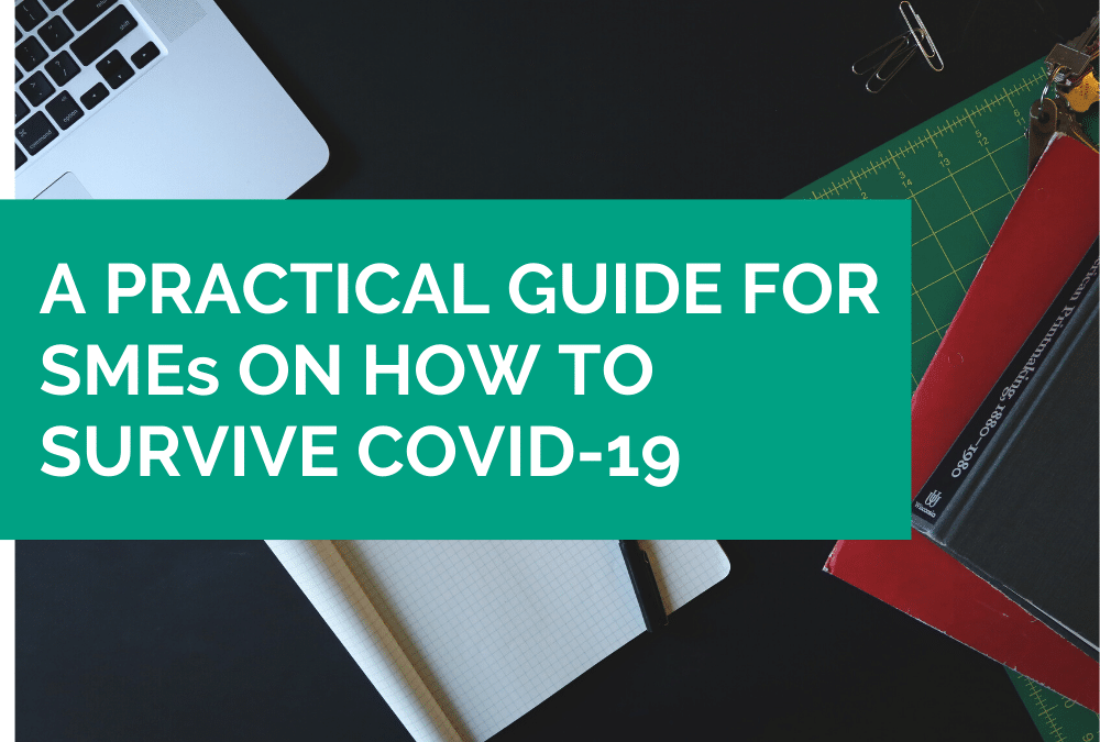 A practical guide with resources to reacting to the COVID-19 pandemic for your SME