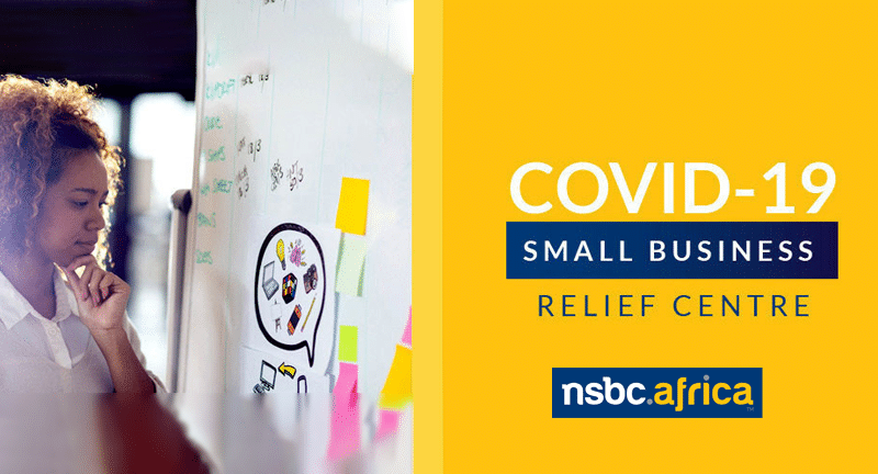 National Small Business Chamber COVID-19 Small Business Relief Centre