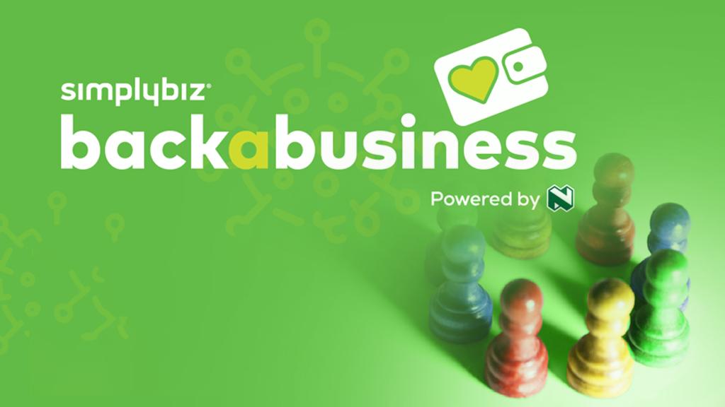 SimplyBiz BackABusiness Crowdfunding