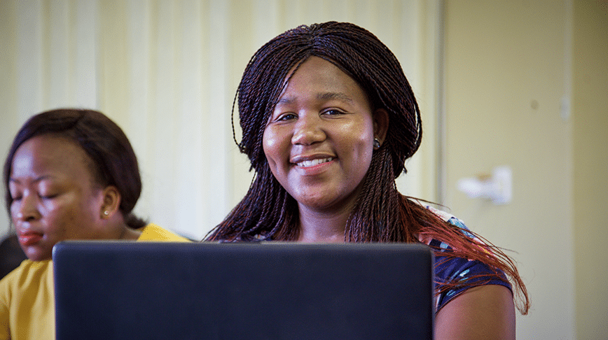 'Generation Unlimited' expands digital learning and work skills opportunities for young people in South Africa