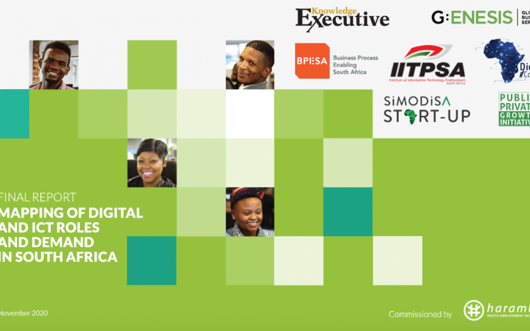 The Harambee Mapping of Digital and ICT Roles and Demand for South Africa Survey