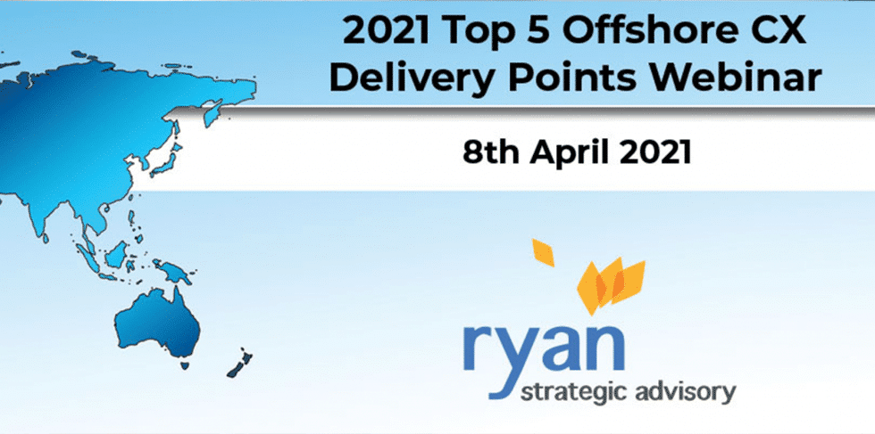 South Africa awarded Top 2021 Most Favored Global Offshore CX Delivery Location