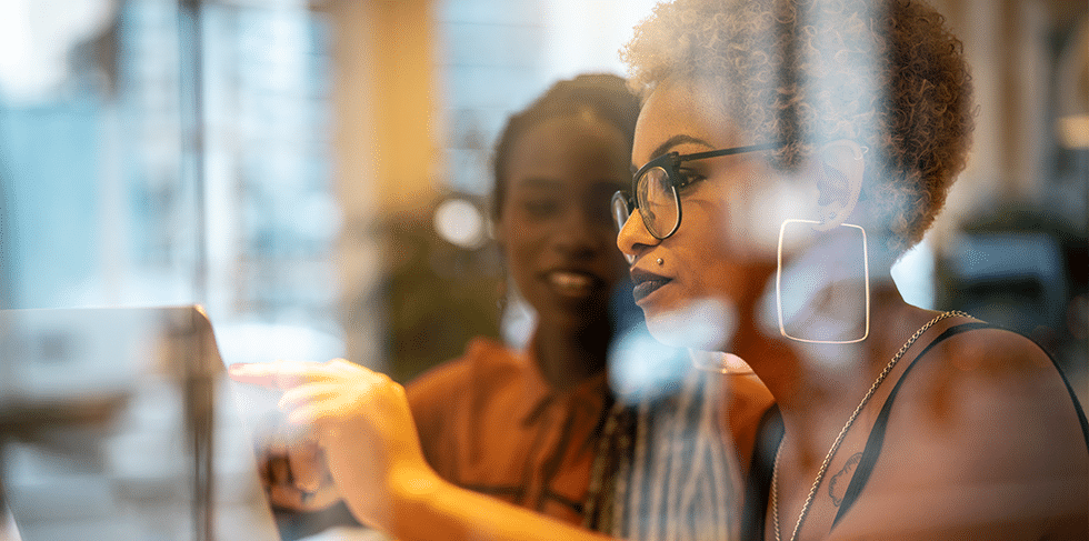 Employment intervention: How to keep young women from being left further behind